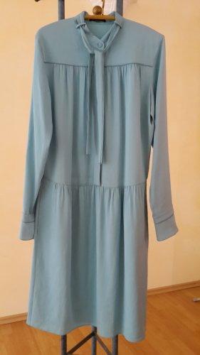 Strenesse Longsleeve Dress light blue-baby blue