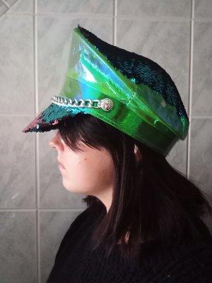 BELLINI Cappello da panettiere blu