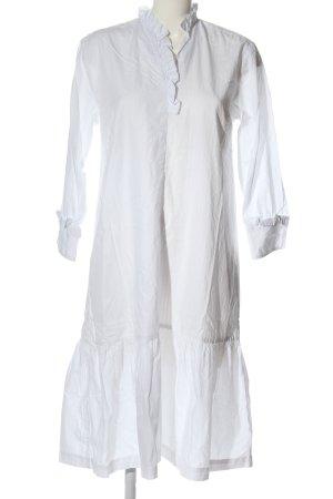 libertine-libertine Abito a maniche lunghe bianco stile casual