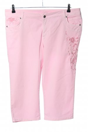 Liberty 3/4-Hose pink Casual-Look