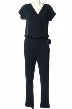 Liberty Jumpsuit blau Business-Look