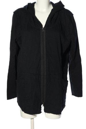 Liberty Giacca con cappuccio nero stile casual