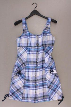 Liberty Kleid Größe 38 kariert blau