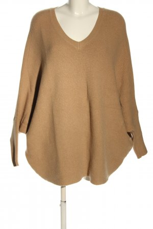 Liberty Oversized Pullover braun Casual-Look