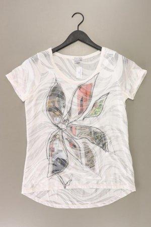 Liberty T-shirt imprimé blanc cassé