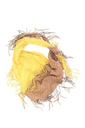 Liberty Schal neuwertig braun aus Polyester