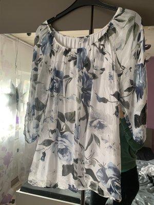 Liberty Zijden blouse veelkleurig