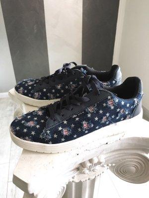 Lico Sneaker Jeans Used Optik Gr. 39