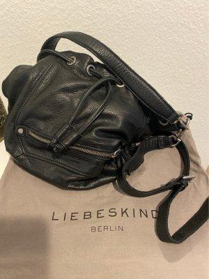 Liebeskind Berlin Torebka typu worek czarny