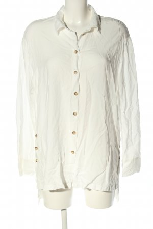 Liebesglück Oversized Blouse white business style