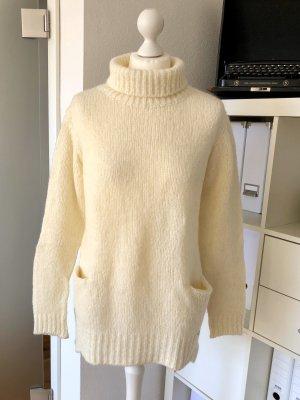 Liebesglück Pullover ecru m/l