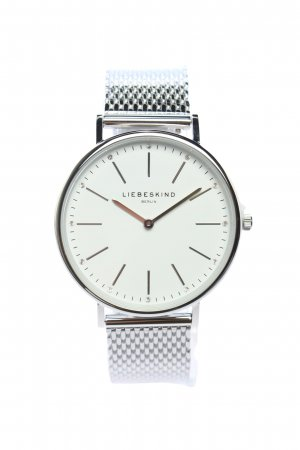 Liebeskind Analog Watch silver-colored business style