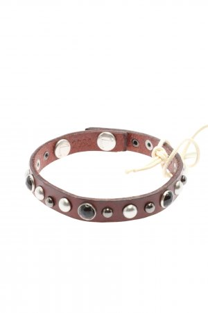 Liebeskind Bracelet brun style décontracté