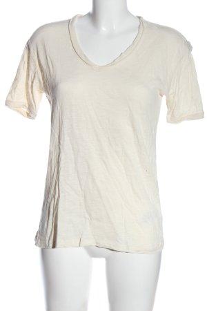 Liebeskind Basic-Shirt weiß Casual-Look