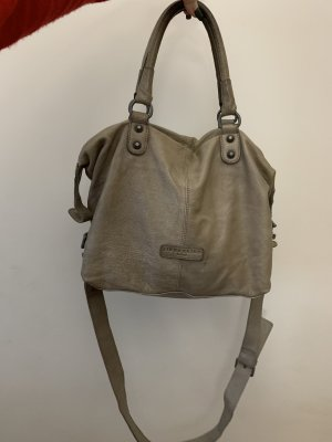 Liebeskind Berlin Hobos silver-colored leather