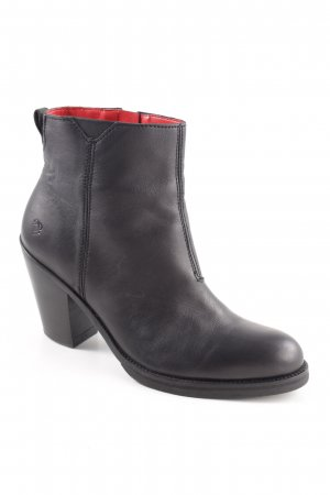 Liebeskind Berlin Ankle Boots schwarz Business-Look