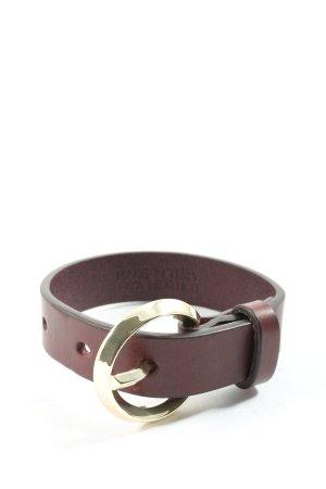 Liebeskind Berlin Armband schwarz-goldfarben Casual-Look