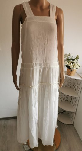 Liebeskind Berlin Hippie Dress natural white-white cotton