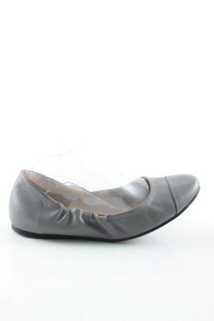 Liebeskind Berlin Foldable Ballet Flats light grey casual look