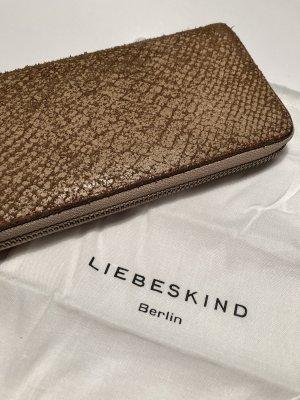 Liebeskind Berlin Portmonetka jasnobrązowy