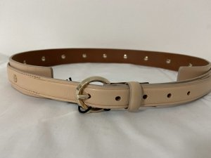 Liebeskind Berlin Leather Belt nude leather