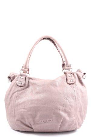 Liebeskind Berlin Handbag pink casual look