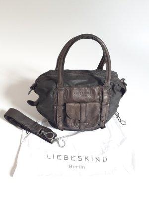 Liebeskind Berlin - Handtasche braun/grau
