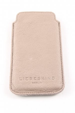 Liebeskind Berlin Mobile Phone Case natural white business style