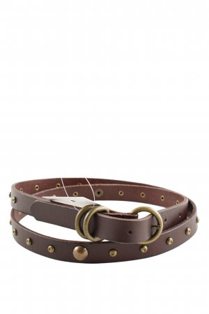 Liebeskind Berlin Hip Belt brown-bronze-colored casual look