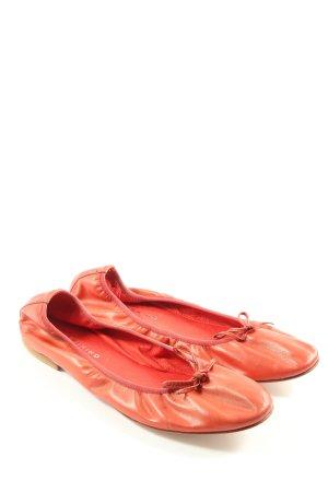 Liebeskind Berlin Klassische Ballerinas rot Casual-Look