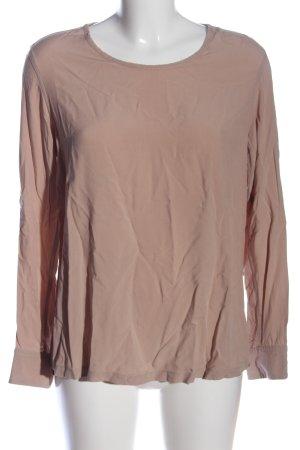 Liebeskind Berlin Langarm-Bluse pink Casual-Look