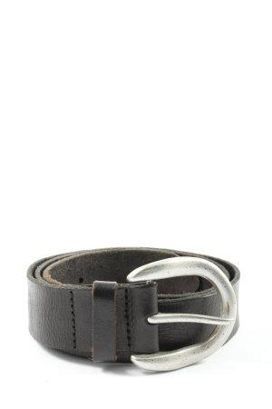 Liebeskind Berlin Leather Belt black business style