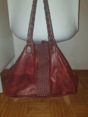 Liebeskind Berlin Carry Bag dark red