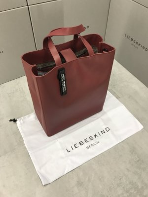 Liebeskind Shopper dark red-bordeaux