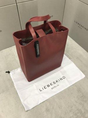 Liebeskind Shopper dark red-bordeaux