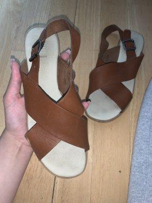Liebeskind Berlin Outdoor Sandals dark brown