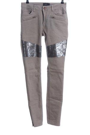 Liebeskind Berlin Skinny Jeans hellgrau Casual-Look