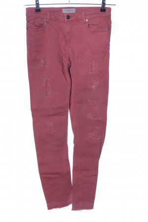 Liebeskind Berlin Skinny Jeans rot Casual-Look