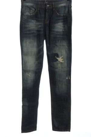 Liebeskind Berlin Straight-Leg Jeans blau Casual-Look