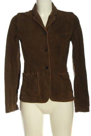 Liebeskind Berlin Knitted Blazer brown casual look