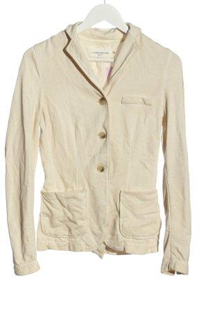 Liebeskind Berlin Blazer en maille tricotée blanc cassé style décontracté