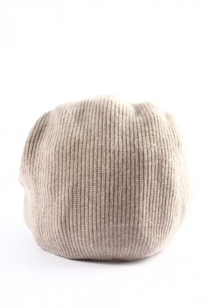 Liebeskind Berlin Knitted Hat natural white casual look