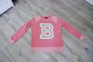Liebeskind Berlin Sweatshirt Pulli rosa Gr. S 36