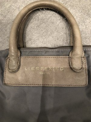 Liebeskind Berlin Carry Bag silver-colored
