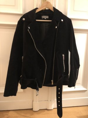 Liebeskind Leather Jacket black