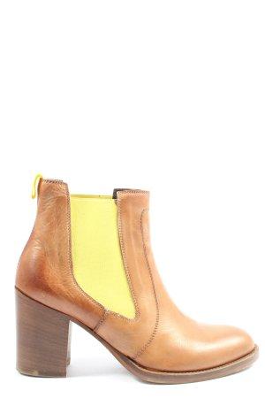 Liebeskind Chelsea Boots braun-blassgelb Casual-Look