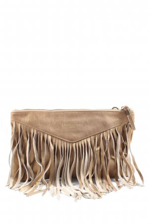 Liebeskind Clutch nude casual uitstraling