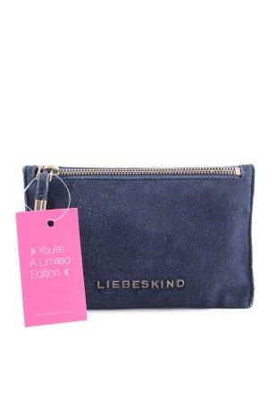 Liebeskind Pochette bleu style décontracté