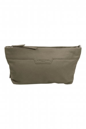 Liebeskind Clutch beige leather
