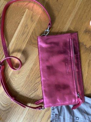 Liebeskind Clutch metallic pink